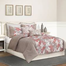 Bed Bath And Beyond Queen Comforter Skye Comforter Set In Taupe Bedbathandbeyond Com Home Decor