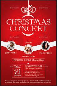christmas concert program template 31 christmas brochures templates u2013 free psd eps ai vector