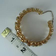 rhinestone cuff bracelet images Vintage triad aurora borealis rhinestone cuff bracelet i want jpg