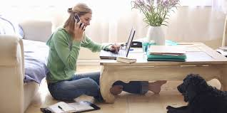 best work from home desks working from home is good for employees and their bosses z95 3