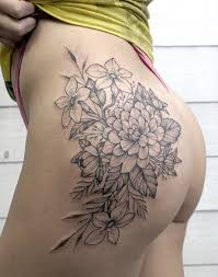 60 black gray flower tattoos by bravo list inspire