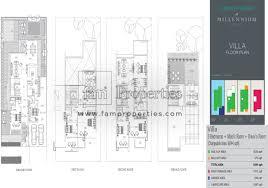 floor plans grand views villas u0026 townhouses meydan dubai