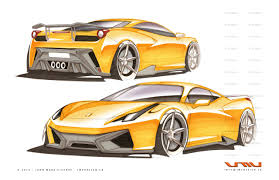 ferrari front drawing ferrari 458 italia gt 12 by jmvdesign on deviantart