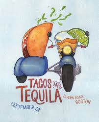 cartoon tequila tacos and tequila tickets tavern road boston ma september