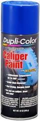 amazon com dupli color bcp100 6 pk red brake caliper paint 12