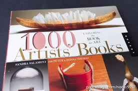 Peter Parka Book Review 1000 Artists U0027 Books Exploring The Book As Art