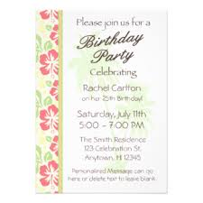 25th birthday party cards photocards invitations u0026 more