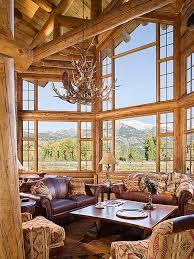 stunning interiors for the home teton heritage builders custom log home designer laurie