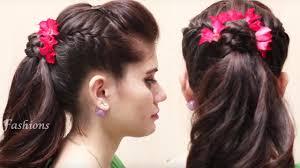 bridal hairstyle for long medium hair tutorial best hairstyle