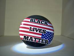 American Flag Upside Down New Black Lives Matter Distress Upside Down American Flag
