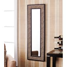 Cheetah Print Bathroom Set by Pavia Leopard Animal Print Decorative Wall Mirror Overstock Com