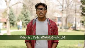 financial aid and scholarships work study and jobs