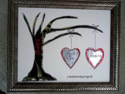 ten year wedding anniversary gift 10th wedding anniversary tin gift ideas letine designs