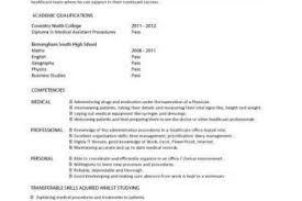 Health Care Assistant Resume Medical Assistant Resume Entry Level Student Entry Level Medical