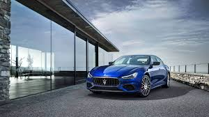 maserati s class 2018 maserati ghibli luxury sports car maserati usa