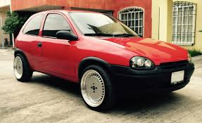 opel modified corsa b red corsa b pinterest opel corsa and cars