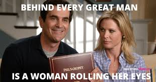Daily Meme Pictures - daily meme the woman behind the man