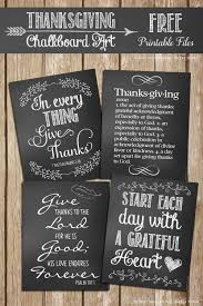 free thanksgiving chalkboard printables neat house sweet home
