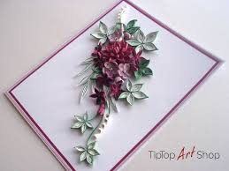 Flowers For Birthday 139 Best Quilling Images On Pinterest Quilling Flower Cards And