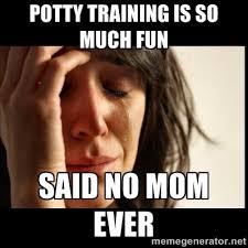 Potty Training Memes - 4 hilarious potty training memes adios 2 diapers pottytraining