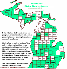 Michigan State Land Map by Michigan Sev Values Tax Burdens And Other Charts Maps And Statistics