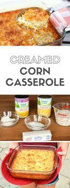 best 25 baked corn casserole ideas on corn