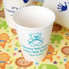 baby shower paper baby shower paper cups