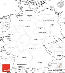 Map Of Europe Blank Outline by Blank Simple Map Of Germany