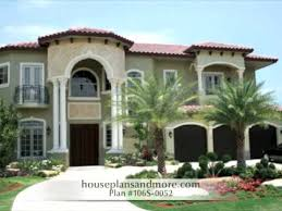 mediterranean style house plans with photos mediterranean houses 2 house plans and more