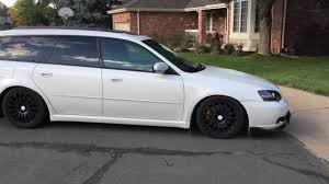 2005 subaru legacy custom my subaru legacy gt wagon youtube