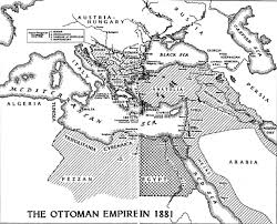 Ottoman Founder The Ottoman Empire In 1881 From Ataturk The Biography Of The