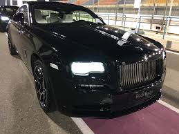 rolls royce price inside rolls royce black badge track experience in qatar mawater
