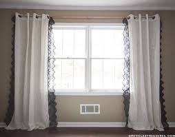 DIY Statement Curtains For Your Home Décor Shelterness - Home decor curtain
