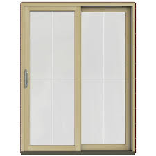 Jeld Wen Interior Doors Home Depot by Jeld Wen 59 1 4 In X 79 1 2 In W 2500 Mesa Red Prehung Right
