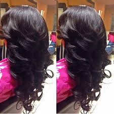can you have a feathered cut for thick curly hair 40 v cut and u cut hairstyles to angle your strands to perfection