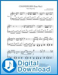 Chandelier Sia Piano Sheet Music 103 Best Piano Images On Pinterest Music Music Sheets And Piano