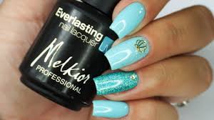seashell nails art tutorial melkior professional ever mint