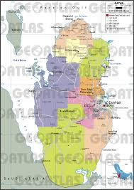 World Map Ai File Free Download by Geoatlas Countries Qatar Map City Illustrator Fully