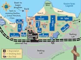 Maps Of Disney World by Passporter U0027s Walt Disney World Guide Always Up To Date