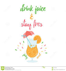 mixed drink clip art summer fresh orange cocktail drink juice and stay fresh stock