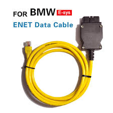 bmw e series coding amazon com 2m ethernet to obd interface cable e sys icom