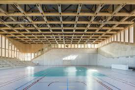 10 Programas Para Projetar A Gallery Of Sports Center In Neudorf Atelier Zundel Cristea 10