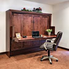 Murphy Bed Office Desk Combo Fantastic Hide Away Desk Bed Wilding Wallbeds Greenvirals Style