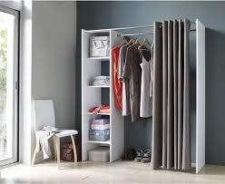 petit dressing chambre déco des idées pour emménager un dressing dans une chambre