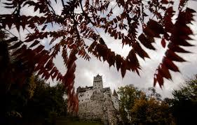 halloween treat a night at dracula u0027s castle in transylvania the
