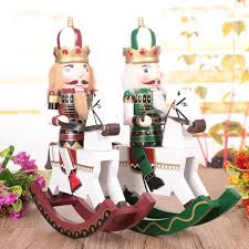 Nutcracker Statues Christmas Decorations by Popular Decorative Nutcrackers Buy Cheap Decorative Nutcrackers