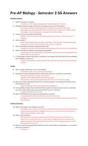 ap biology genetics problems solutions 100 images ap biology