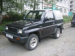daihatsu feroza offroad 1992 daihatsu rocky wallpapers 1 6l gasoline automatic for sale