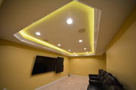 Home Led Lighting Ideas by Basement Ceilings Ideas Basement Masters