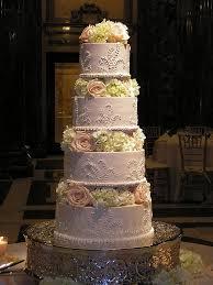 silver cake stands a wedding cake blog